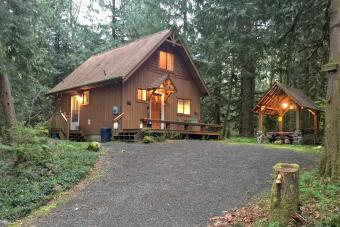 Maple Falls Cabin #67