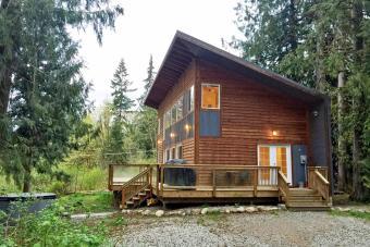 Mt. Baker Rim Cabin #58