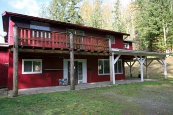 Maple Falls Cabin #55