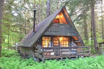 Snowline Cabin #86