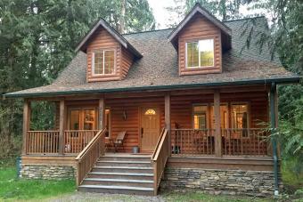 Glacier Springs Cabin #89