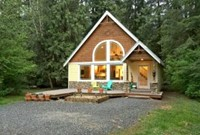 Mt Baker Lodging's Cabin #1