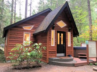 Glacier Springs Cabin #16