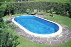 Kuća sa bazenom - Semesterhus Rab