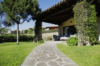 Villa Sole con giardino