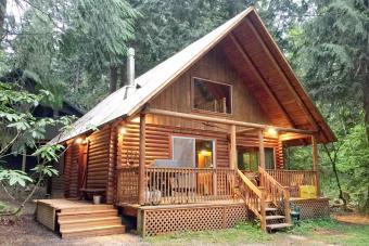 Mt. Baker Rim Cabin #17