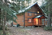 Glacier Springs Cabin #45