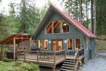 Mt. Baker Rim Cabin #99