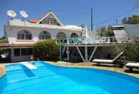 VILLA POOL 200M FROM THE BEACH
