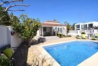 Villa Blanca, mit Pool