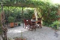 Rez de jardin de villa