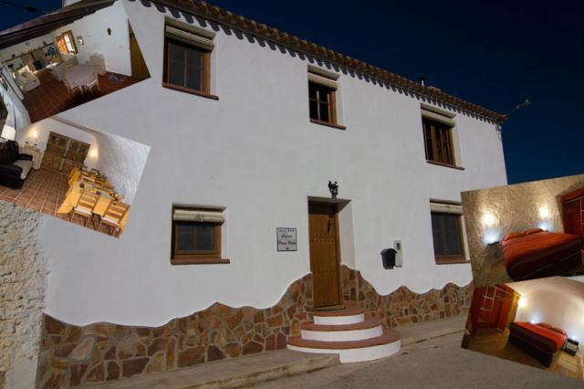 Cueva Pura Vida - Bed & Breakfast Jardín