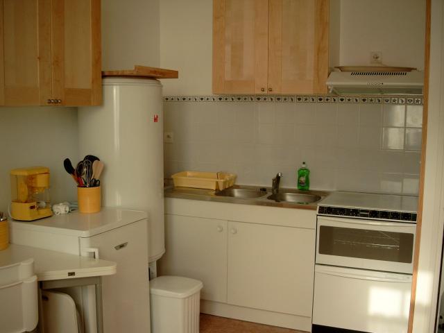 Ferienwohnung Fort-Mahon-Plage Küche