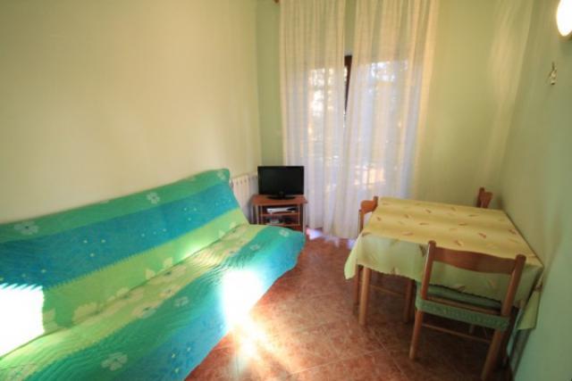 Apartamento de vacaciones Novigrad Sala de estar
