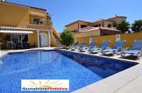 ARENA  Pool,Klima,13 Per - Vacation Home Empuriabrava