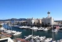 Port Grec im Hafen