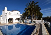 Villa Costa Brava, Klima, Pool