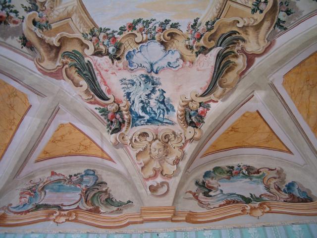 Castillo Monte San Martino Dormitório